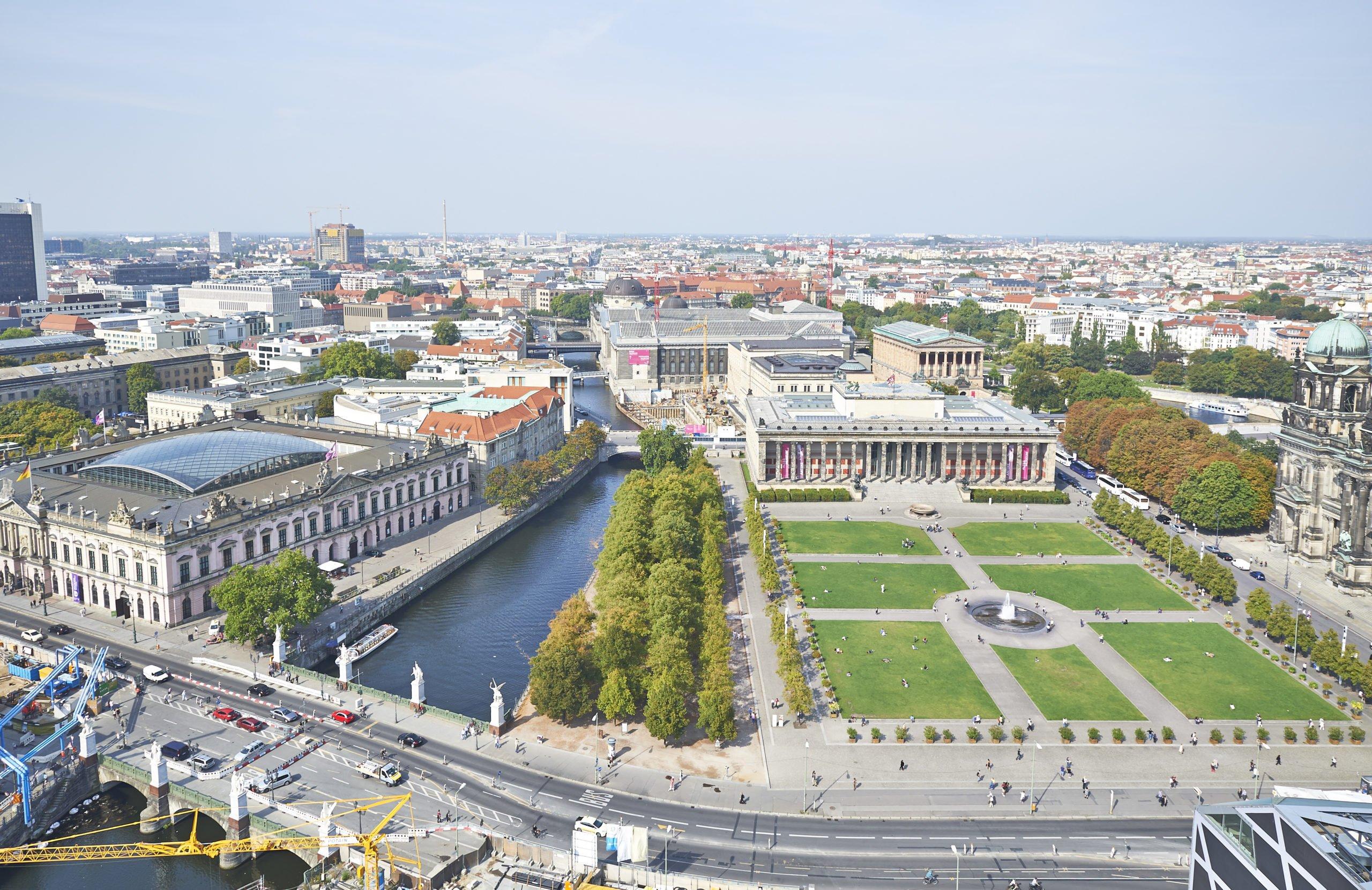 Berlin Humboldt Forum